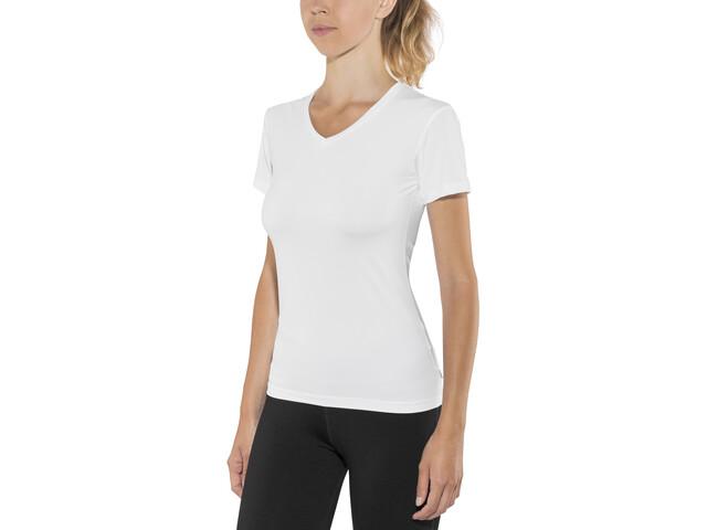 Craft Essential VN SS Shirt Damen white